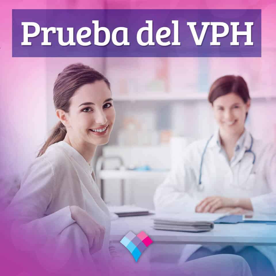 Prueba para detectar el VPH