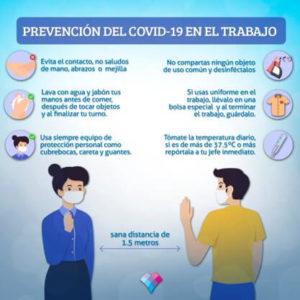 Covid-19- Linfolab- Trabajo-Prevención