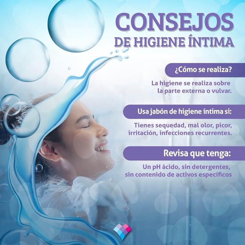 5 Recomendaciones para cuidar tu higiene femenina